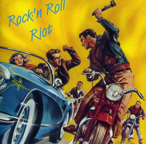 Rock'n'roll Riot /  Various