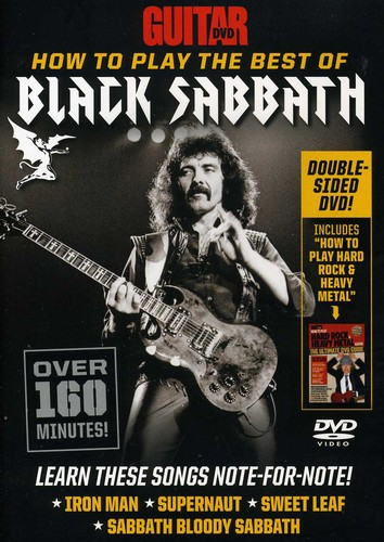 Guitar World: How to Play Best of Black Sabbath