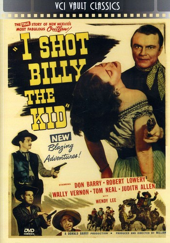 I Shot Billy the Kid (1950)