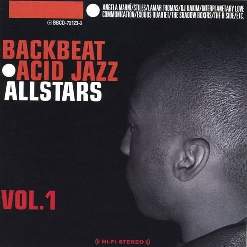 Backbeat Acid Jazz Allstars 1 /  Various