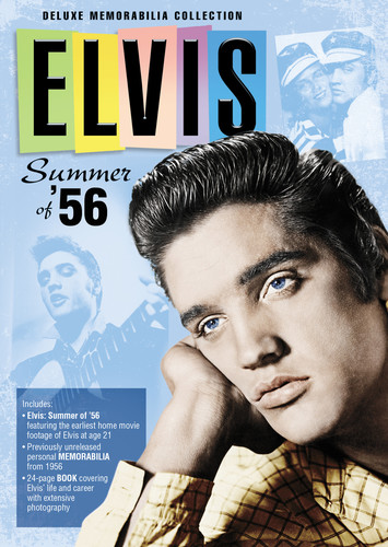 Elvis: Summer of '56 Deluxe Memorabilia Collection