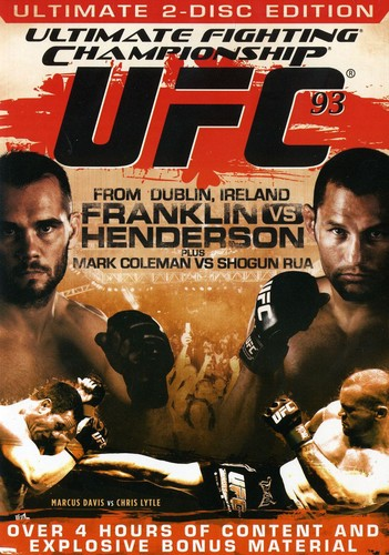 UFC 93-Franklin Vs Henderson