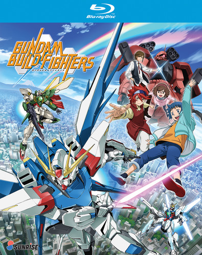 Gundam Build Fighters: Complete Collection