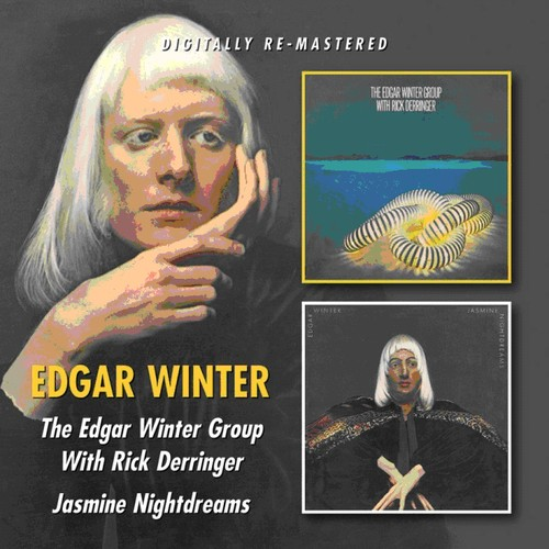 Edgar Winter Group with Rick Derringer /  Jasmine [Import]