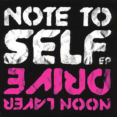 Note to Self EP