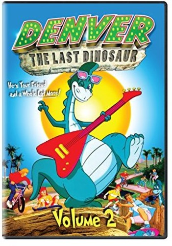 Denver the Last Dinosaur 2