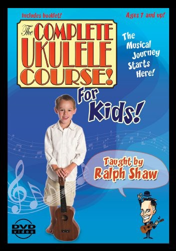 Complete Ukulele Course for Kids