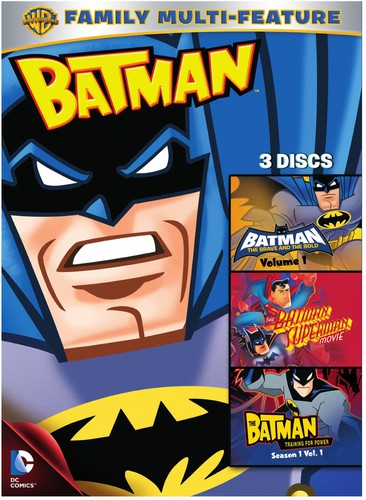 DC Batman Fun 3-Pack
