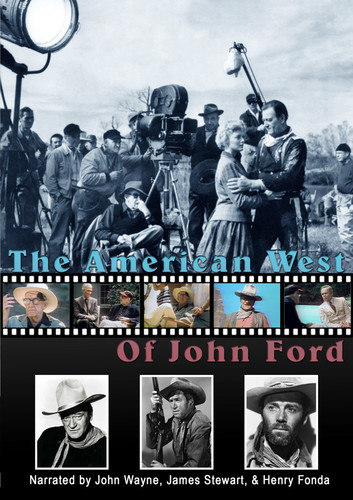 American West of John Ford