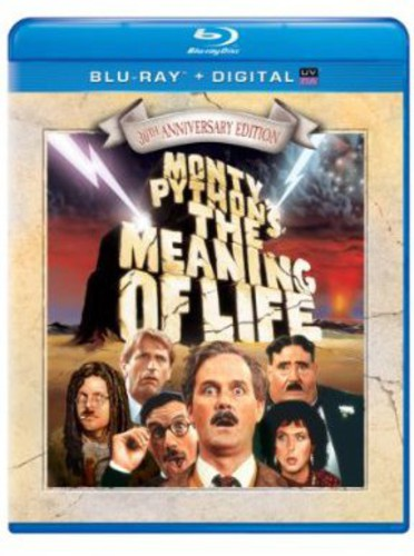 Monty Python's the Meaning of Life: 30th Anniversary Ed