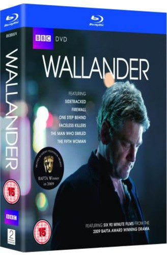 Wallander Season 1 & 2 [Import]