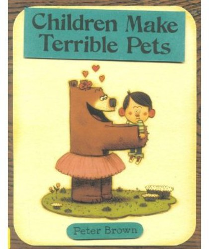 Children Make Terrible Pets & More Stories About