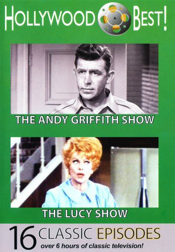 Hollywood Best Andy Griffith Show & Lucy Show