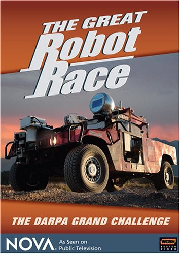 Nova: Great Robot Race