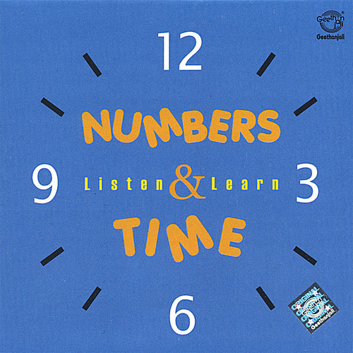 Listen & Learn Numbers & Time