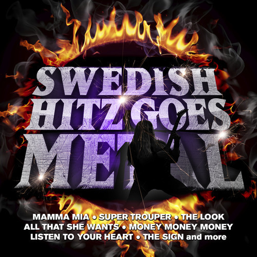 Swedish Hitz Goes Metal [Import]