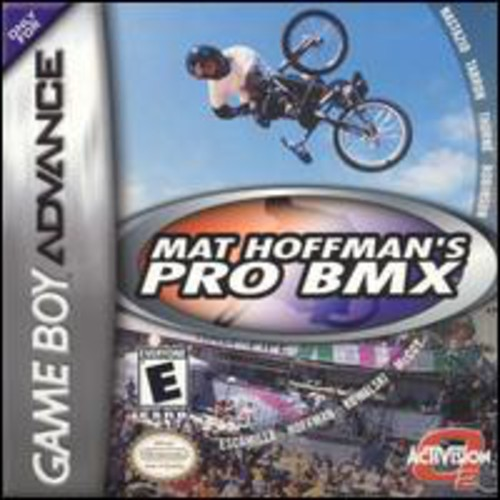 Mat Hoffman's Pro BMX for Gameboy Advanced