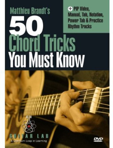 50 Chord Tricks You Must Know