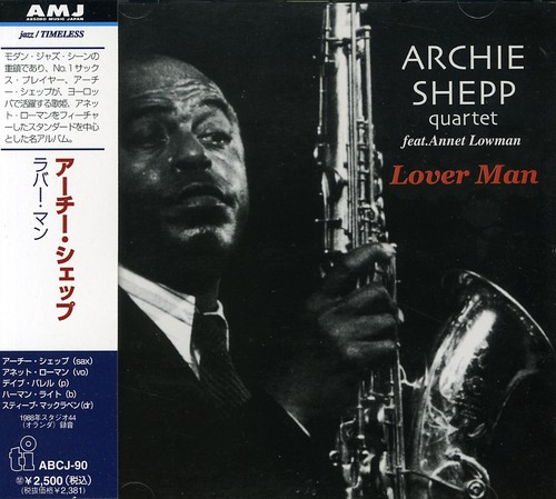 Lover Man [Import]