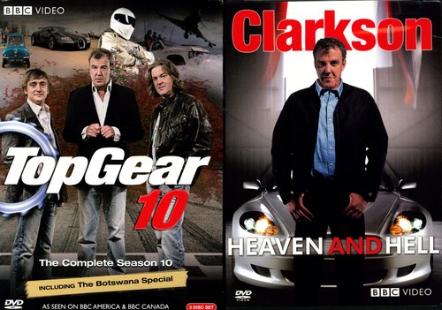 Top Gear: Comp Season 10 & Clarkson: Heaven & Hell