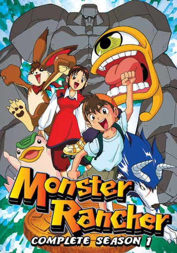 Monster Rancher: Season 1