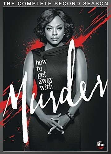How To Get Away With Murder: The Complete Season 2