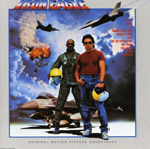 Iron Eagle (Original Soundtrack)
