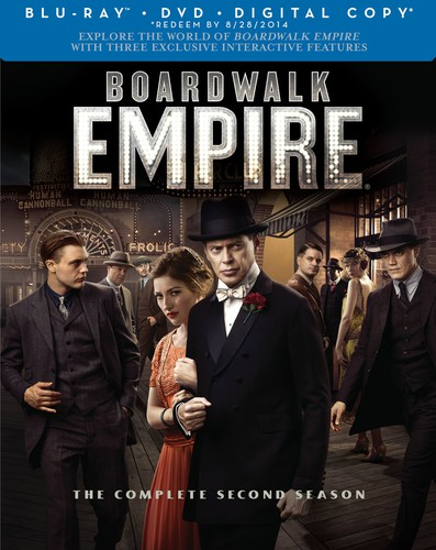 Boardwalk Empire: Complete Second Season