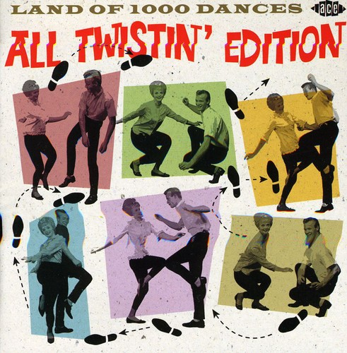 Land of 1000 Dances: All Twistin Edition /  Various [Import]