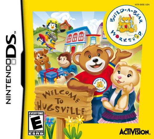 Build A Bear: Welcome To Hugsville for Nintendo DS