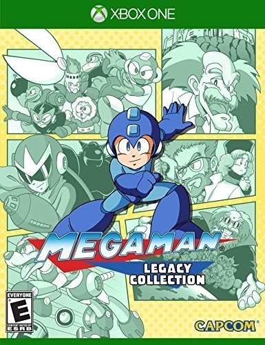 Mega Man: Legacy Collection for Xbox One