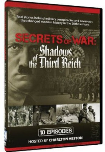 Secrets of War: Shadows of the Reich - 10 Episodes