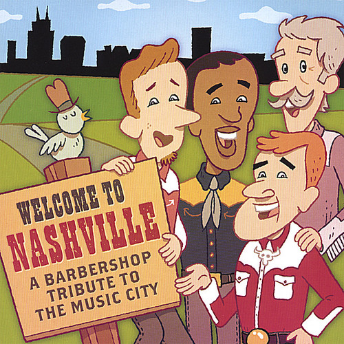 Welcome to Nashville /  Various