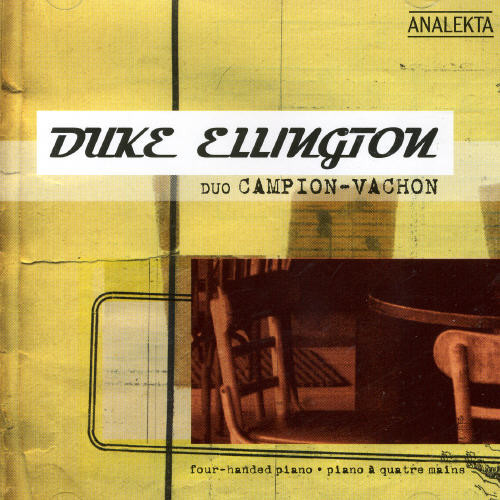 Duke Ellington: Four Handed Piano