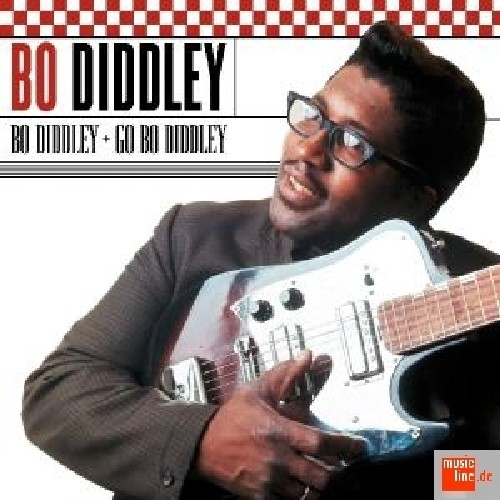Bo Diddley /  Go Bo Diddley [Import]