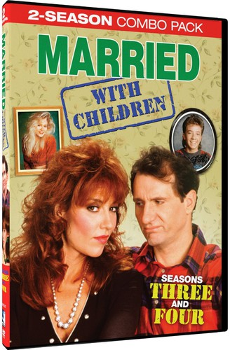 Married with Children: Season 3 & 4