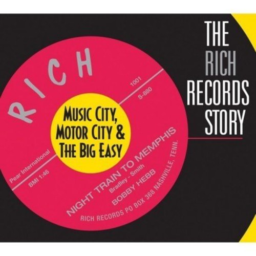 Rich Records Story /  Various