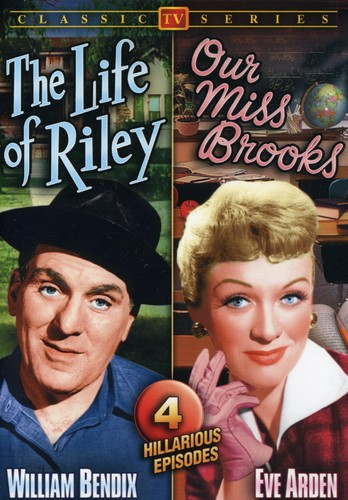 50s TV Comedy Double Feature: Life of Riley /  Our