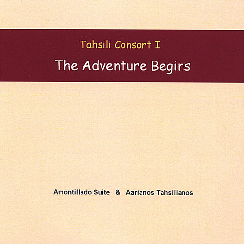 Tahsili Consort I-The Adventure Begins