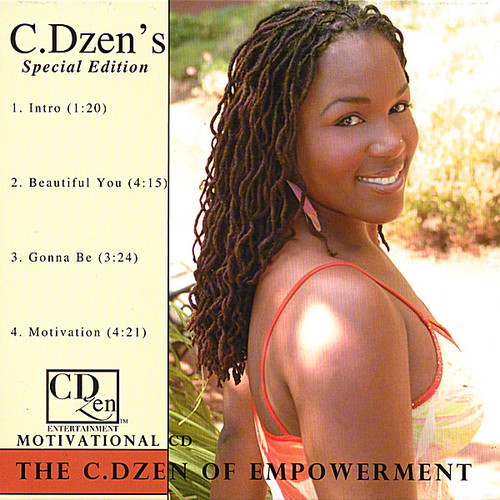 C.Dzen of Empowerment Motivational CD