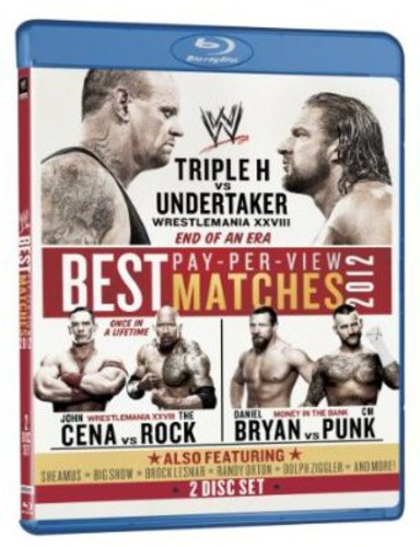 2012 Best Pay-Per-View Matches