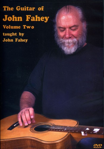 Guitar of John Fahey 2