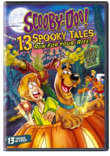 Scooby-Doo: 13 Spooky Tales Run for Your Rife