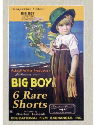 Big Boy Shorts (1925-1927)