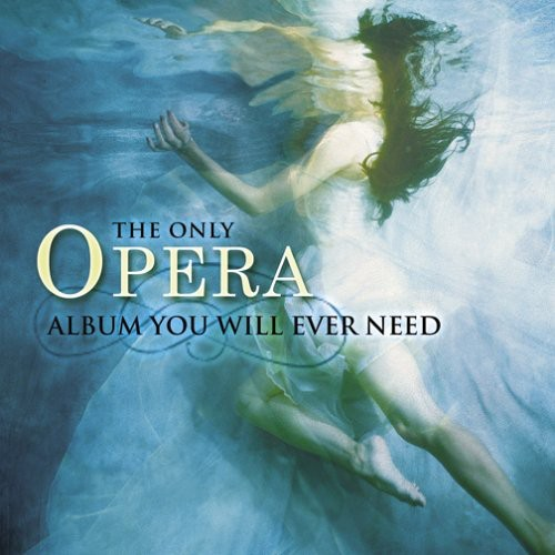 Only Opera Album You Will Ever Need /  Various