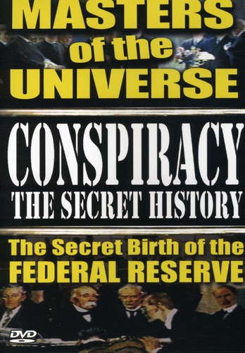 Conspiracy 1: Secret History - Masters of Universe