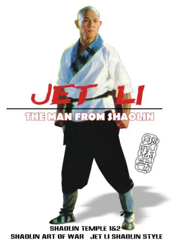 Jet Li: Man from Shaolin