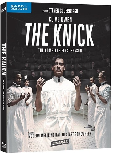 Knick: The Complete First Season