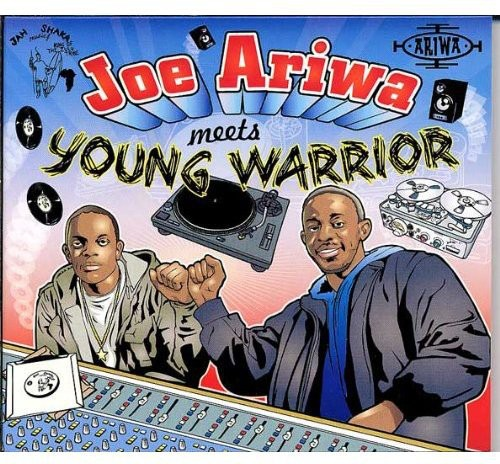 Joe Ariwa Meets Young Warrior [Import]