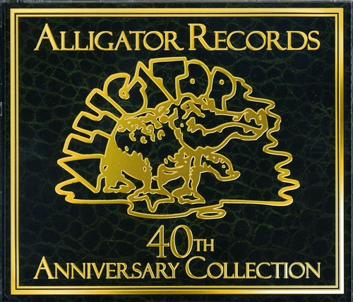 Alligator Records 40th Anniversary /  Various